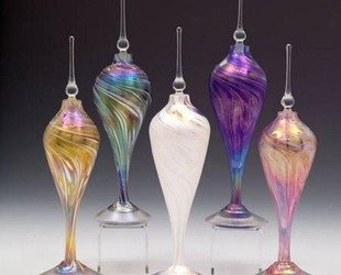 Rosetreeartglass_perfume_cone
