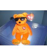 Summertime Fun (Orange - Dallas) TY Beanie Baby... - $3.99