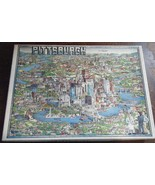 City of Pittsburgh 500 Piece Jigsaw Puzzle - $3.99