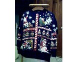 Buy Nut Cracker Sweatshirt Santa Christmas Size 38 shirt