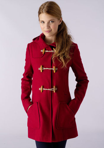 dELias Brand New Duffle Coat
