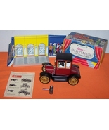 Schuco Old Timer WInd Up Tin Car  Orig. Boxed - $110.00