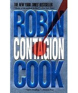 Contagion by Robin Cook Paperback GREAT READ - $6.00