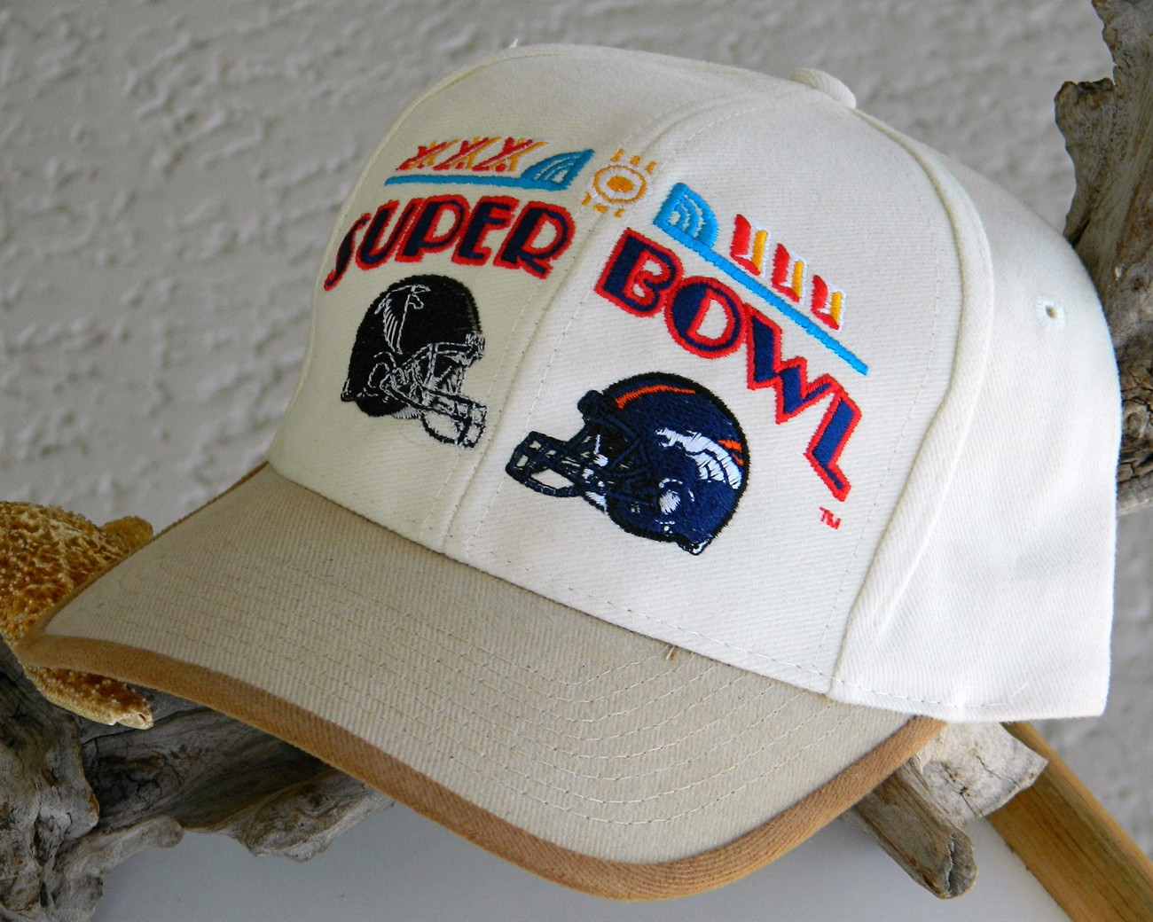 Super_bowl_xxxiii_nfl_football_cap_hat_denver_broncos_atlanta_falcons