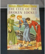Nancy Drew Postcard The Clue of the Broken Locket - $0.00
