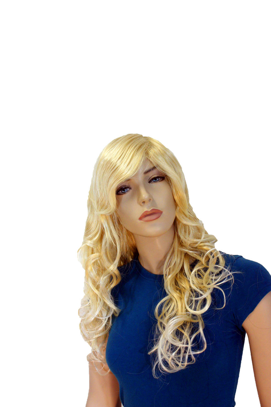 Roxanna (Color# g26t613a) Synthetic Hair Wig (81330g26t613az