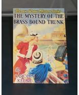 Nancy Drew Postcard The Mystery of the Brass Bo... - $0.00