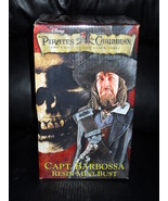 Disney Pirates Of The Caribbean Barbossa Statue... - $39.99