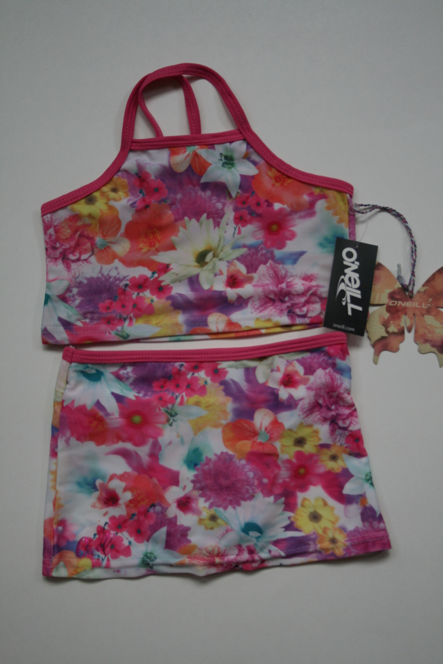 Girls Oneill 2 piece Swimsuit, Size 4T, New with tags