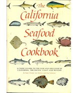 The California Seafood Cookbook by Isaac Cronin... - $8.00