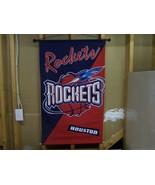 HOUSTON ROCKETS NBA WALL HANGING BANNER 29