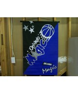 ORLANDO MAGIC NBA WALL HANGING BANNER 29