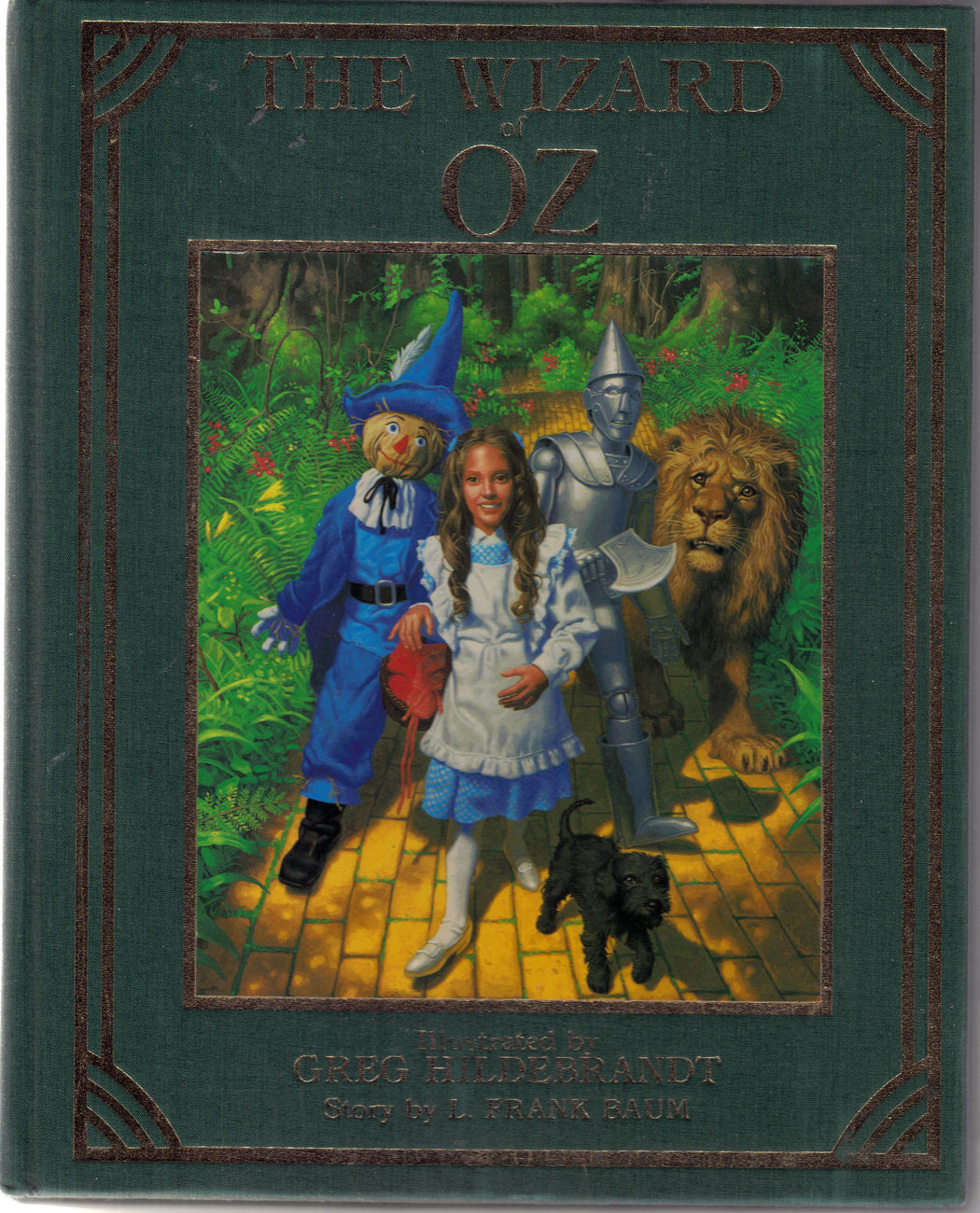 My introduction to Oz and the art of W.W. Denslow
