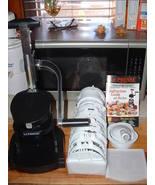 LE PRESSE DELUXE Gourmet Food Styler Slicer Chopper   - $9.95