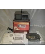 Vintage GE Spacemaker TV/Radio Combination AC/D... - $100.00