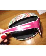 MISSONI MI 50301 Plastic Sunglases Purpler  - $98.00