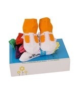 Baby Loopies Pretty Bitty Bright Color White So... - $26.99