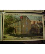 Old Postcard Picture Hancock-Clark House Lexing... - $3.50