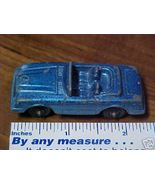 Royal Blue TOOTSIETOY Mercedes Convertible Diecast - $5.00