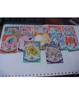 12 Topps Regular TV Animation Pokemon Cards Ope... - $5.00