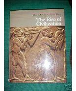 Vintage Book Rise Civilization Great Photos 197... - $7.50