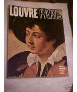 Vintage Book~Louvre-Paris~1980~Great Pictures~HCDJ - $3.00