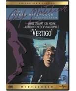 Vertigo DVD Alfred Hitchcock Collectors Edition - $5.00