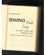 Sewing Made Easy, New Revised Edition, Mary Lyn... - $7.00
