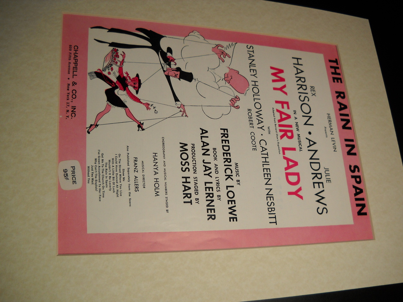 Sheet_music_the_rain_in_spain_my_fair_lady_harrison_andrews_1956_chappell__09