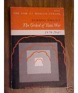 Old Book 1968 SC~Modern Europe~Ordeal of War~Wr... - $3.99