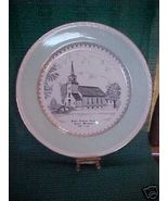 H Laughlin Decorator Church Plate Fisher Luther... - $5.99