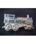'95 HotWheels Rail Rodder Train Engine Thailand... - $2.79