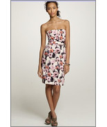 NWT J. Crew Watercolor Potpourri Ames Dress siz... - $75.00