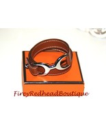 Hermes Baby Pavane Double Tour Bracelet ~ Size XS