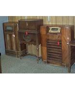 Console Radios  RCA Philco GE Majestic - $885.00
