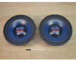 "Buy Audio Speakers  - Pyramid PW-1058US Super-Blue 10"" SUBWOOFER SPEAKERS, 600watt"
