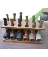 Lot of 12 Antique/Vintage Smoking Pipes & Holde... - $245.00
