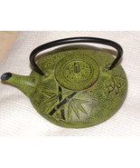 Tea Pot Japanese Old Dutch Nobility Cast Iron O... - $20.00