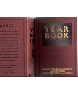 Film Daily Year Book 1931 Motion Pictures Movies - $150.00