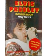 Elvis Presley Poster Book New Series 1977  - $9.99