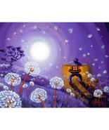 Japanese Stone Lantern Dandelion Globes Seeds W... - $399.00