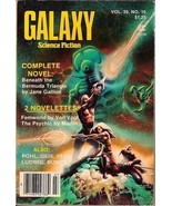 Galaxy Science Fiction Magazine June July 1979 - $2.75