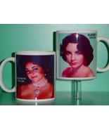 Elizabeth Taylor 2 Photo Designer Collectible M... - $14.95