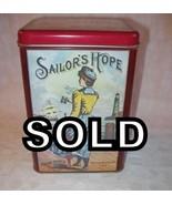 Maclin Zimmer McGill Sailor's Hope Large Tobacco Tin - $20.00