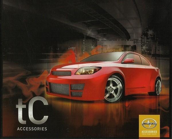 2009 Scion Tc Parts