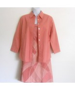 SALE Tommy Bahama 3pcOutfit Lined Skirt Spaghet... - $22.50