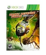 Earth Defense Force: Insect Armageddon XBox 360 NEW