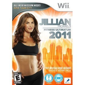 Jillian Michaels Fitness Ultimatum 2011 (Nintendo Wii) NEW