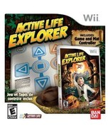 Active Life: Explorer With Mat (Nintendo Wii) NEW