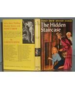 Nancy Drew #2 The Hidden Staircase Blue Endpape... - $5.75